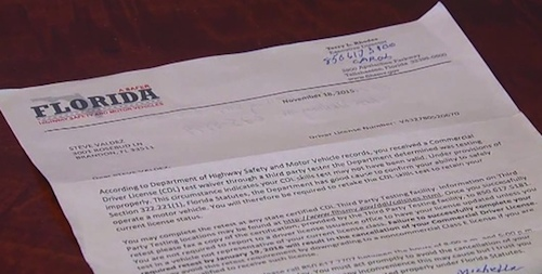 florida truck drivers affected by CDL scam
