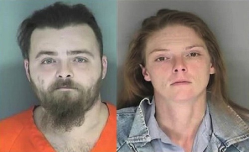 Iowa couple arrested for human trafficking