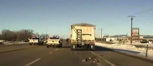 todd volk rescues moving truck
