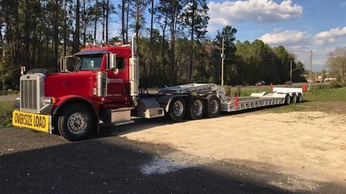 semi truck stolen from Jacksonville FL