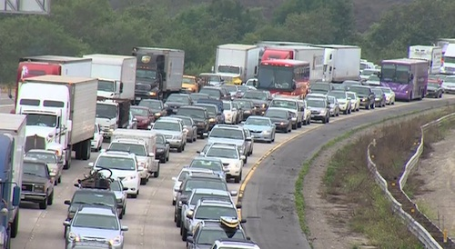 traffic congestion costing billions