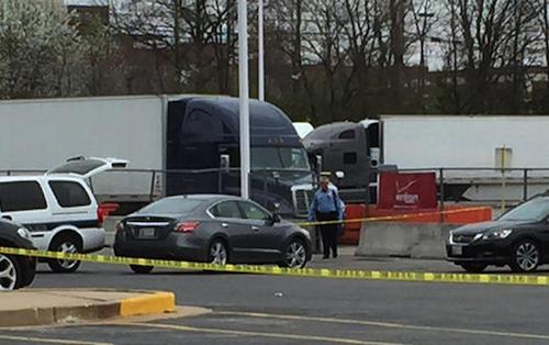 Jessup truck stop shooting