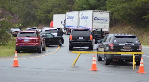 truck driver murdered in N.C.